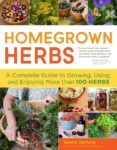 Homegrown Herbs Book - St. Clare Heirloom Seeds