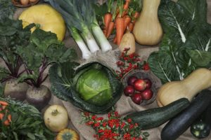 Organic Gardening can yield a lot of produce plus the peace of mind of being chemical free. - St. Clare Heirloom Seeds
