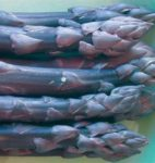 Sweet Purple Asparagus - St. Clare Heirloom Seeds